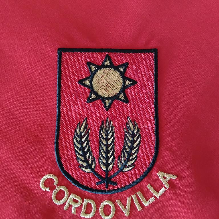 escudo pañuelico fiestas concejo cordovilla