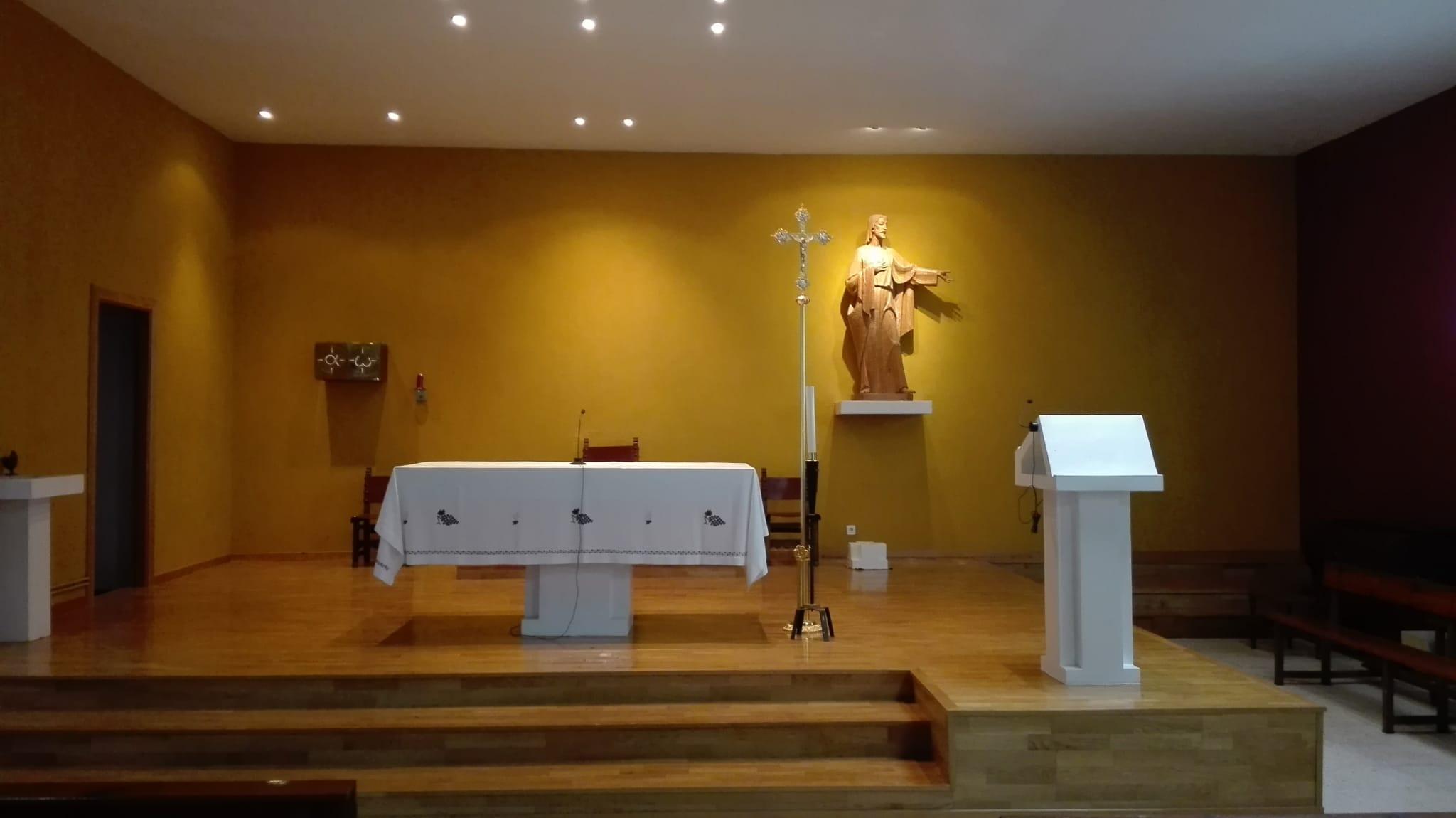 iglesia sagrado corazon concejo de cordovilla