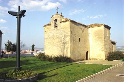 iglesia en cordovilla alto