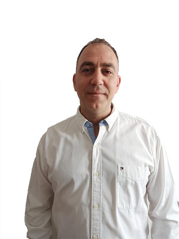 Javier Unanua Oricain Secretario del Concejo de Cordovilla, Cendea de Galar, Navarra