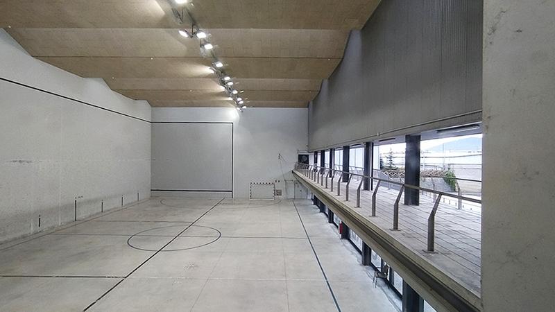 polideportivo cordovilla pista polideportiva