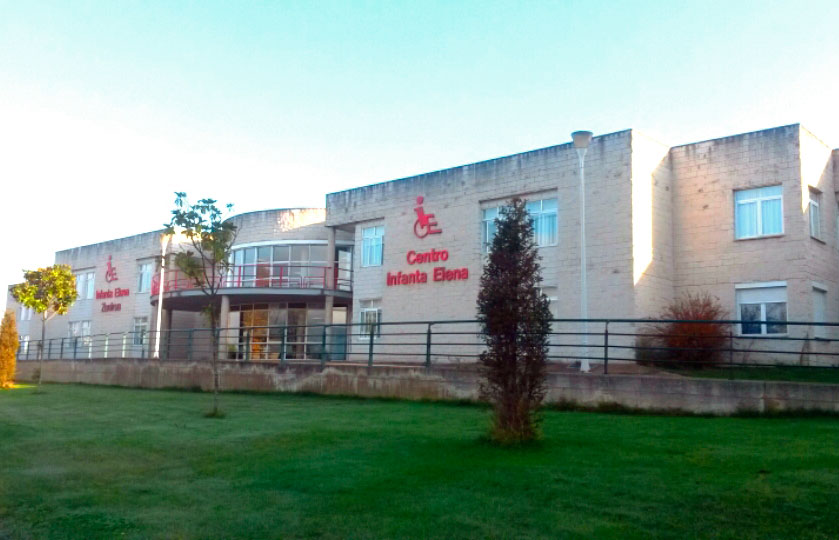 residencia centro infanta elena
